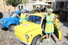 Во Львове отпраздновали день рождения 'Запорожца'