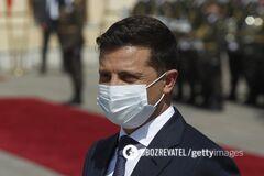 Зеленський закликав посилити заходи особистої безпеки через COVID-19