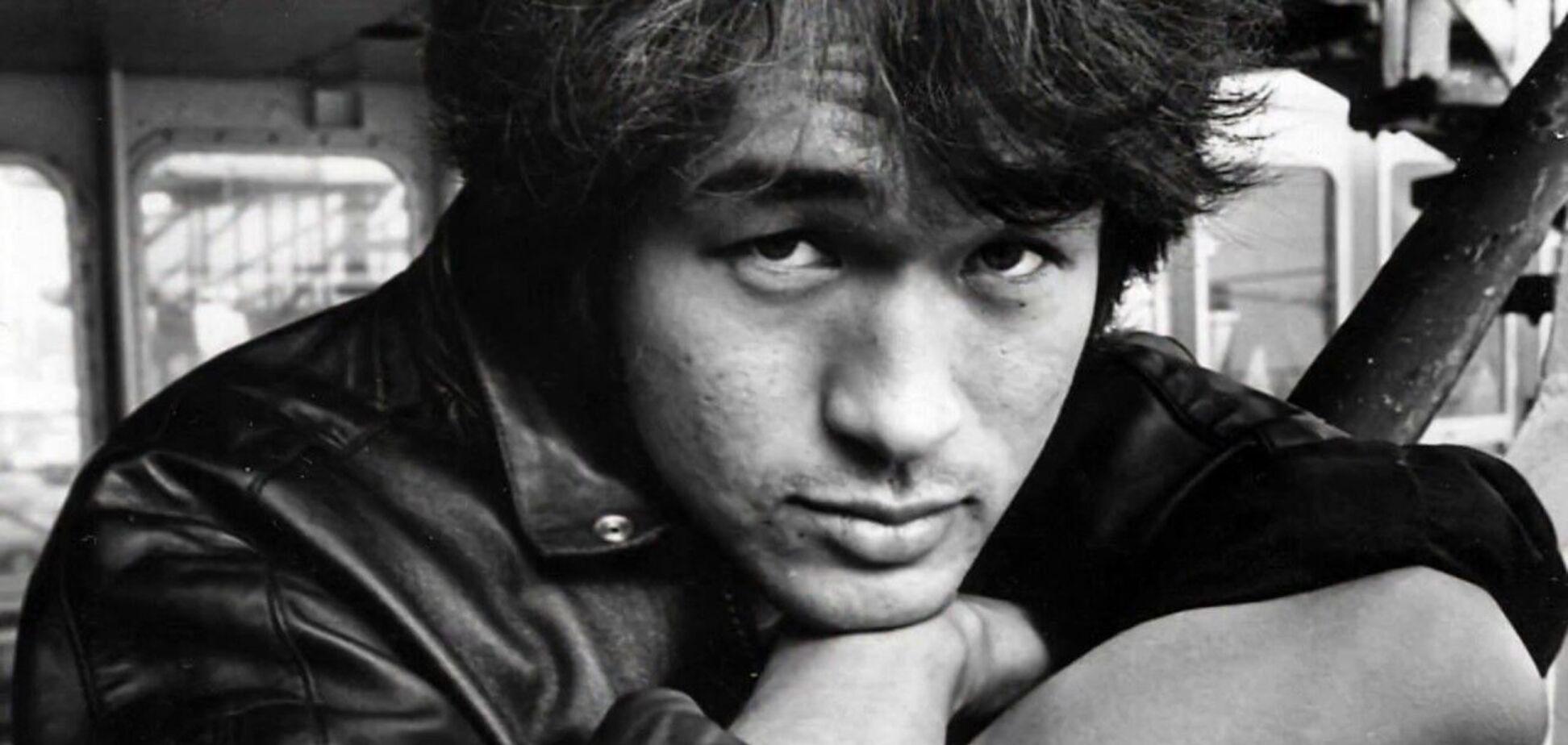 Виктор Цой умер 30 лет назад