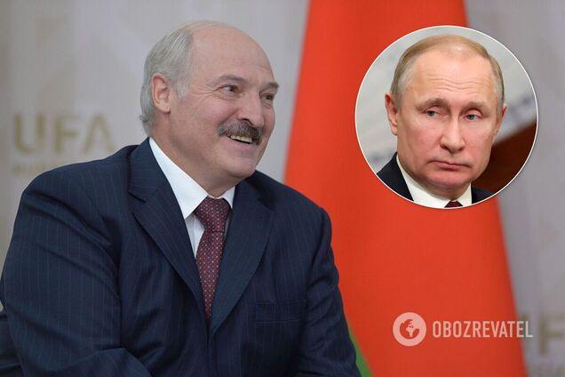 Лукашенко виступив із заявою про події в Білорусі: він звернувся до Путіна