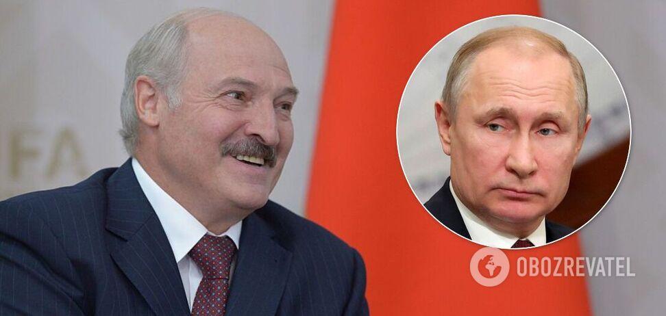 Лукашенко выступил с заявлением о событиях в Беларуси: он обратился к Путину