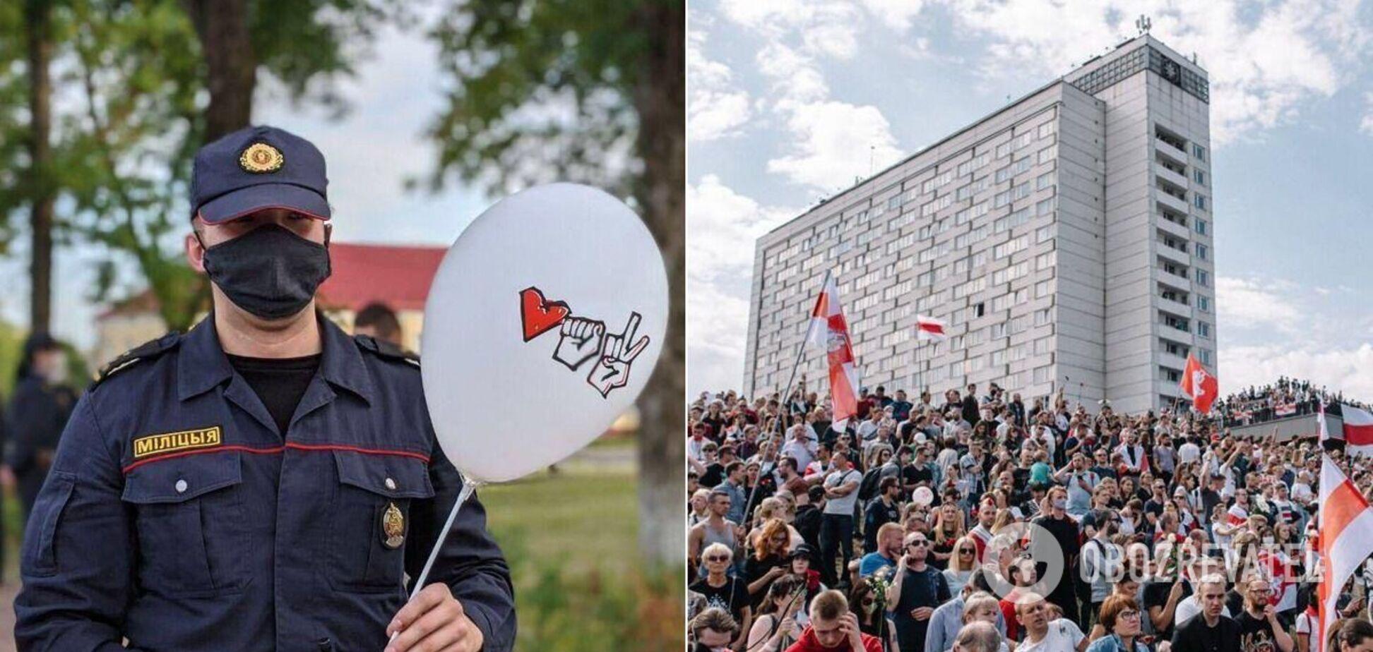 Белорусов призвали выходить на марш ''За свободу''