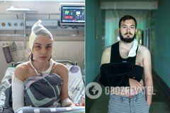 З якими травмами привозили важких пацієнтів у мінську ЛШМД