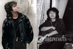 Лідер групи 'Кіно', Віктор Цой загинув 30 років тому