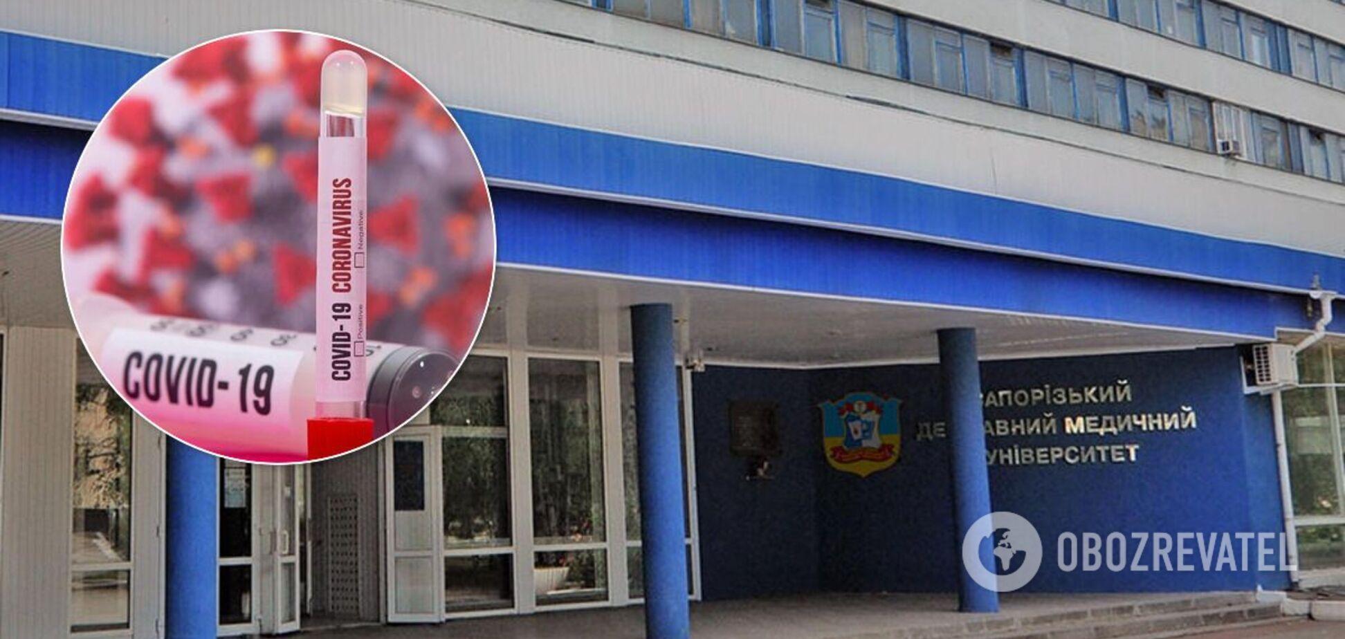 На COVID-19 захворіли студенти-іноземці