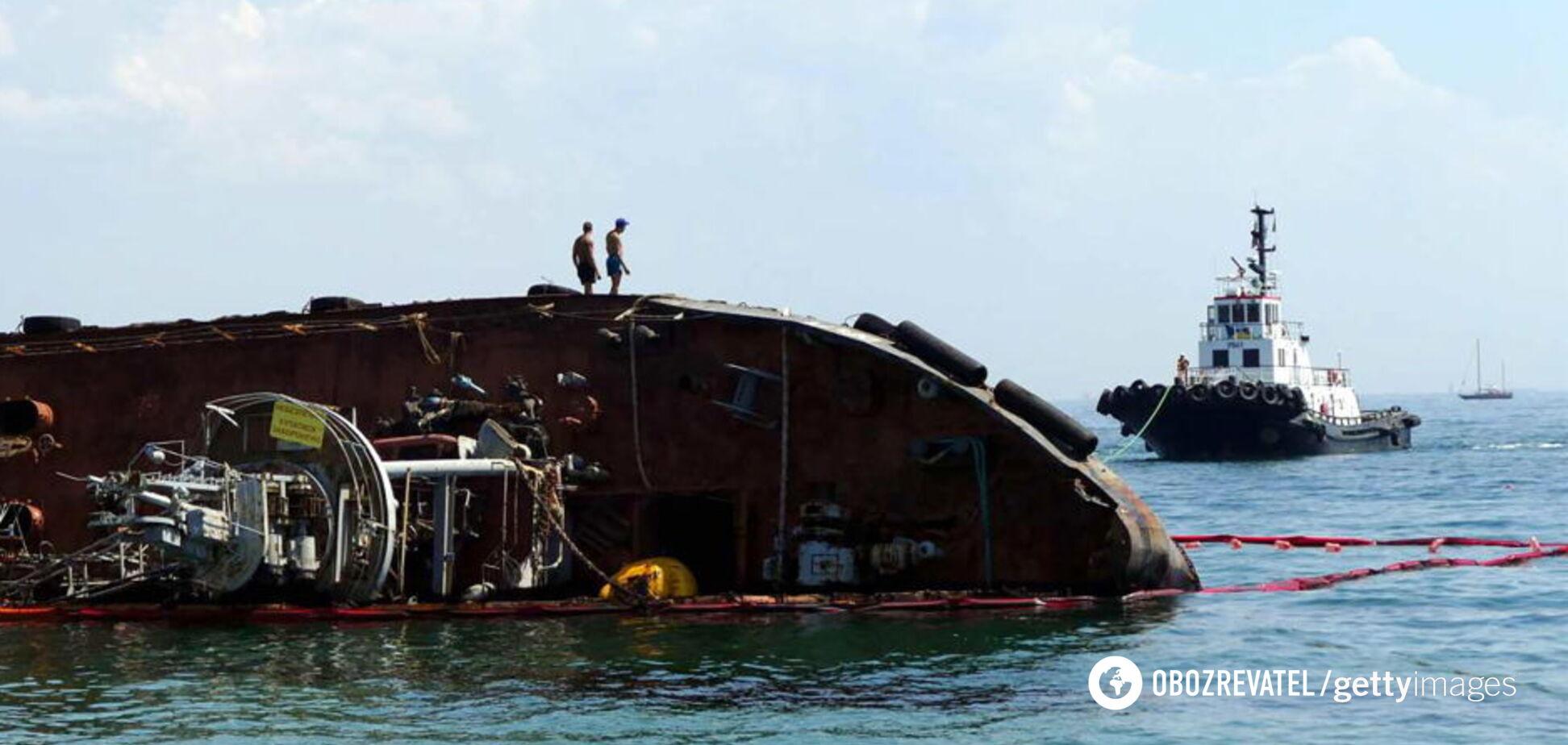 Власник Delfi вимагав не чіпати затонулий танкер в Одесі, – Криклій