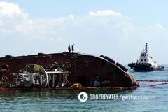 Владелец Delfi потребовал не трогать затонувший танкер в Одессе, – Криклий