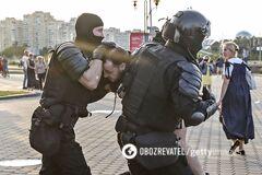 Силовики в Білорусі катували затриманих