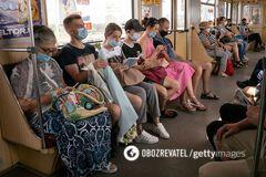 В Україні шість регіонів стали епіцентрами зараження на COVID-19