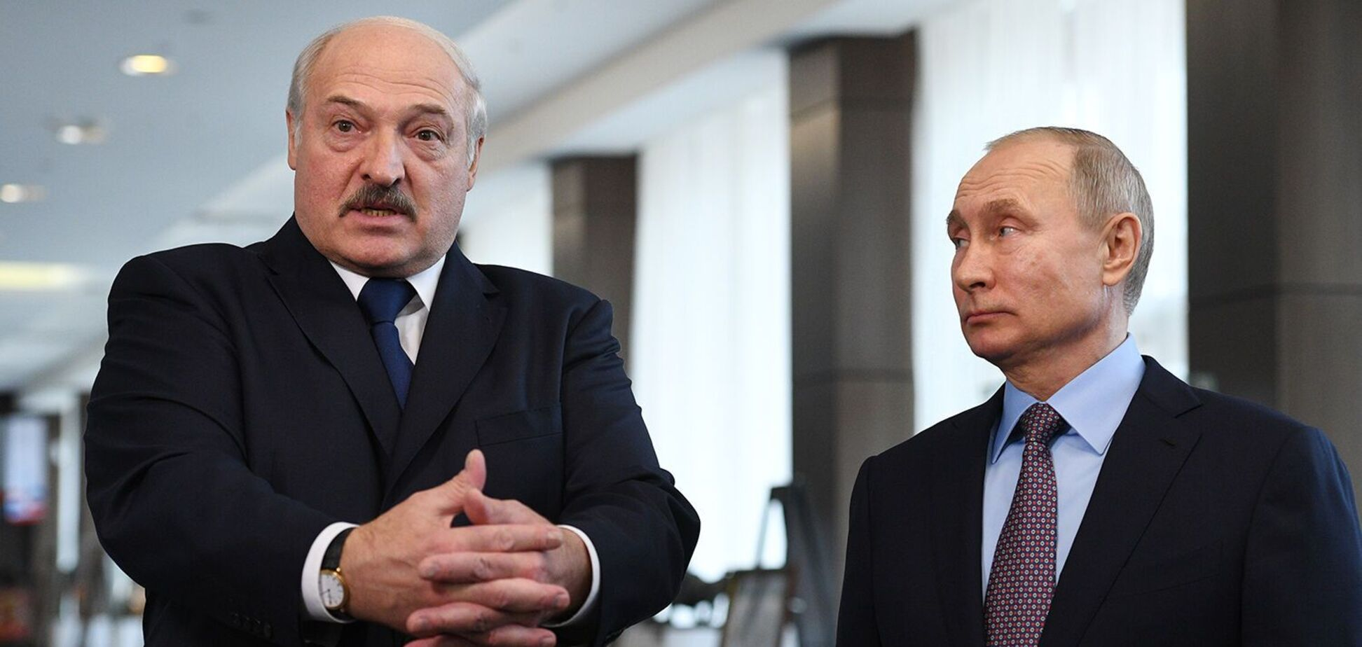 Лукашенко заявив про загрозу для Союзної держави і вирішив підключити Путіна