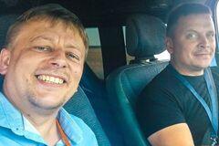 МИД вернуло из Беларуси задержанных украинских волонтеров
