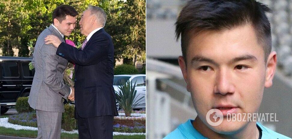 Айсултан Назарбаев скончался в Лондоне