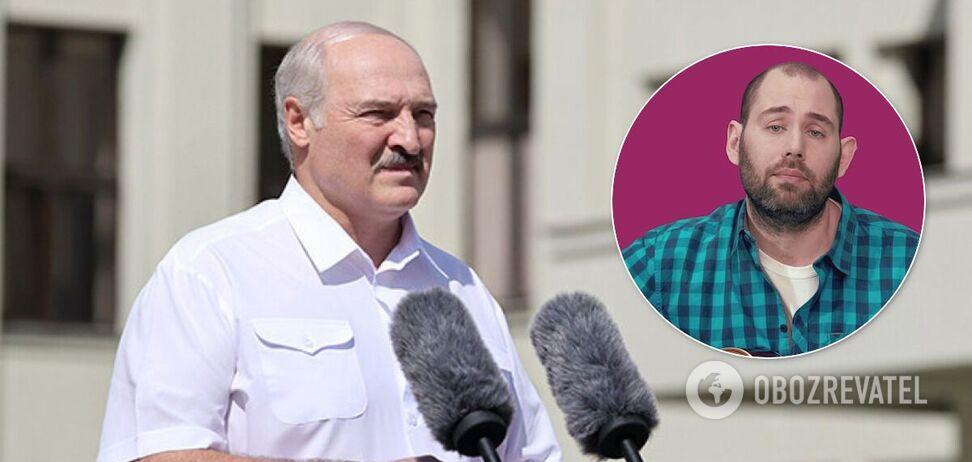 Слепаков звернувся до Лукашенка