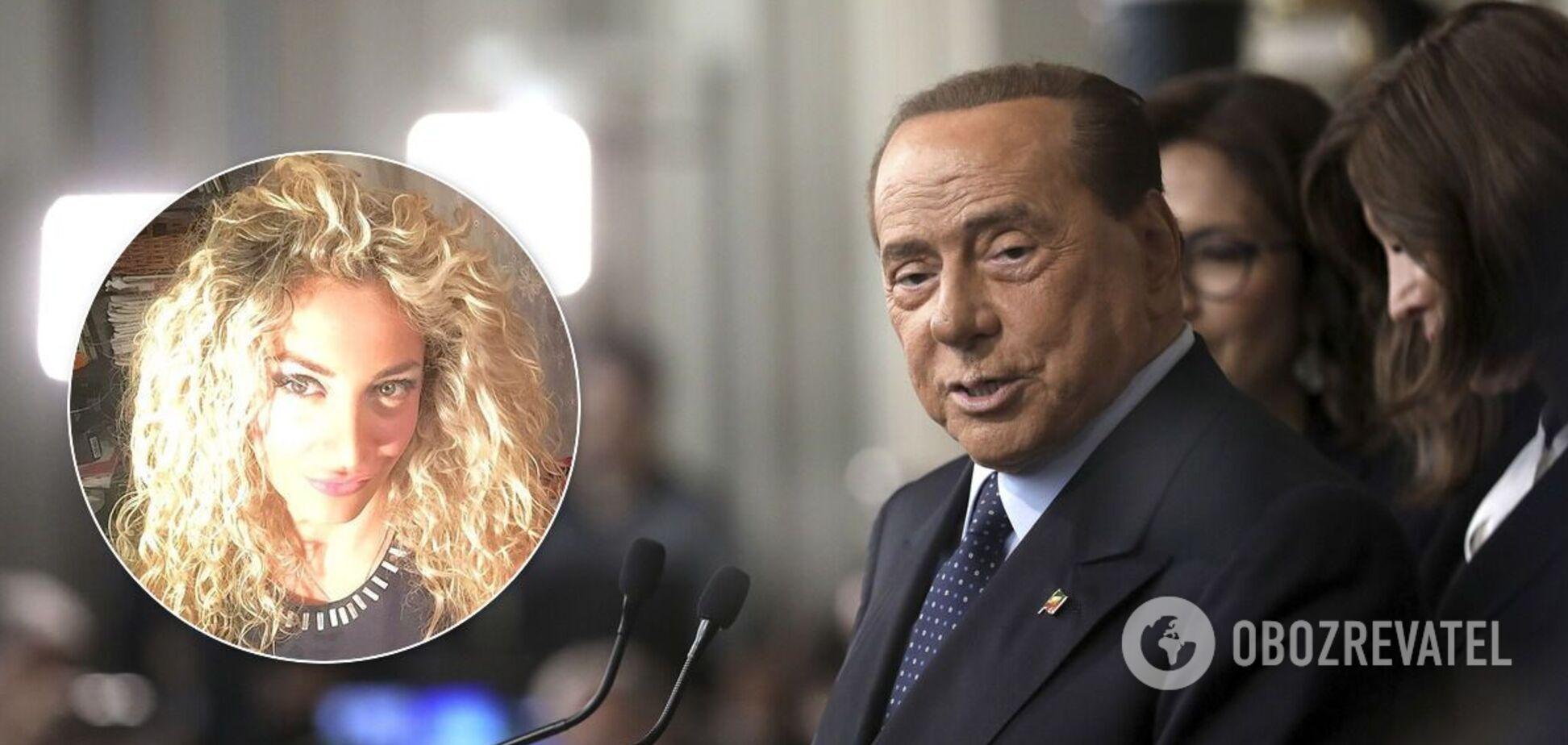 Берлусконі потрапив в об'єктиви папараці з молодою 30-річною подругою