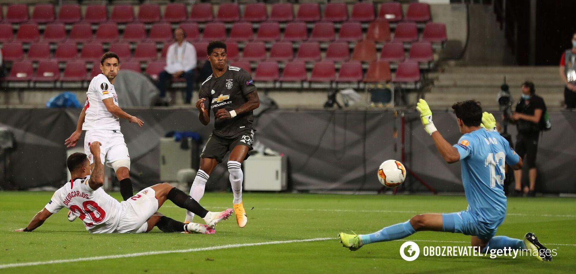 'Севілья' - 'Манчестер Юнайтед'