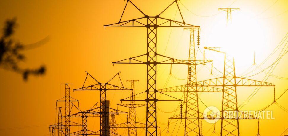 Енергосистема України