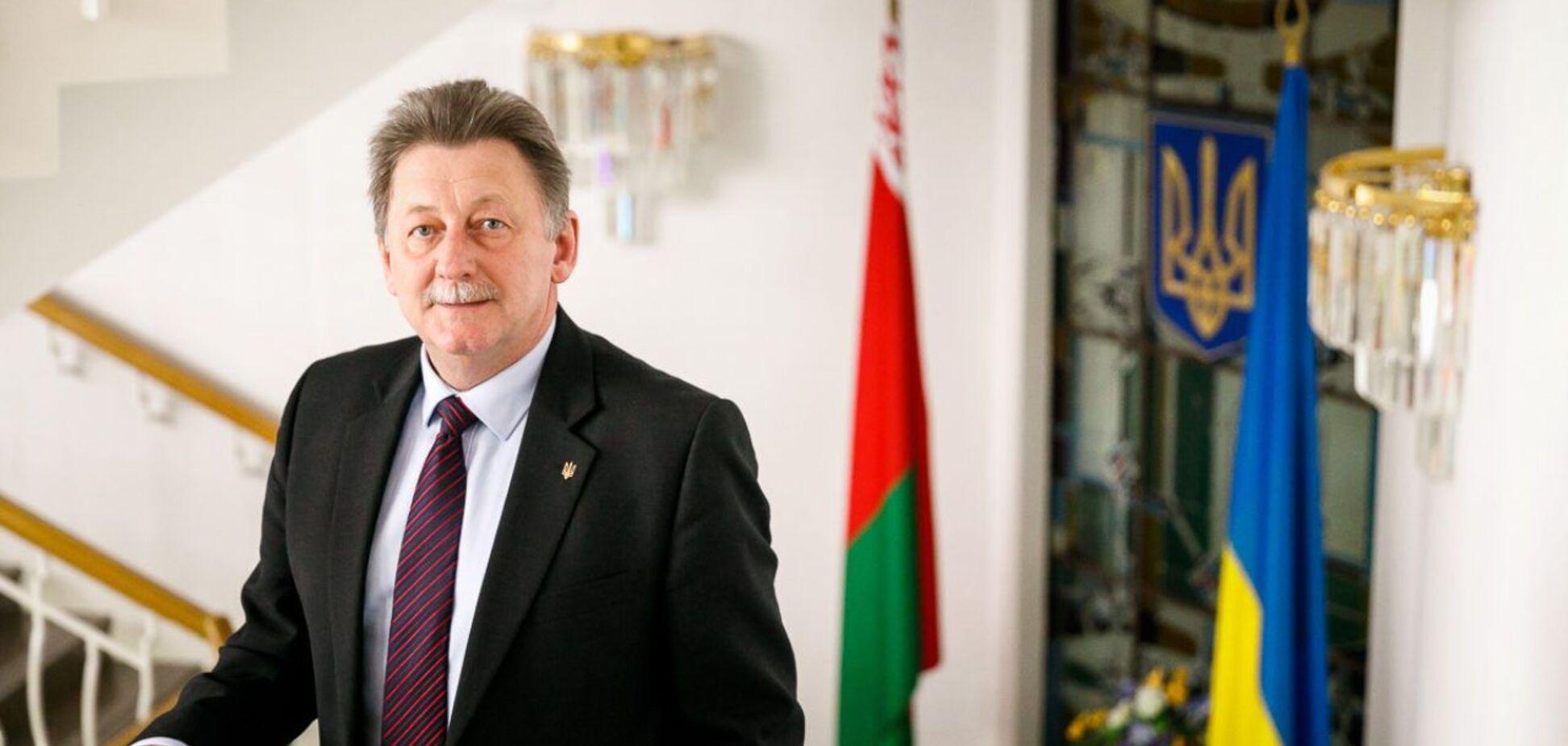 Украина вызвала для консультаций посла в Беларуси Игоря Кизима