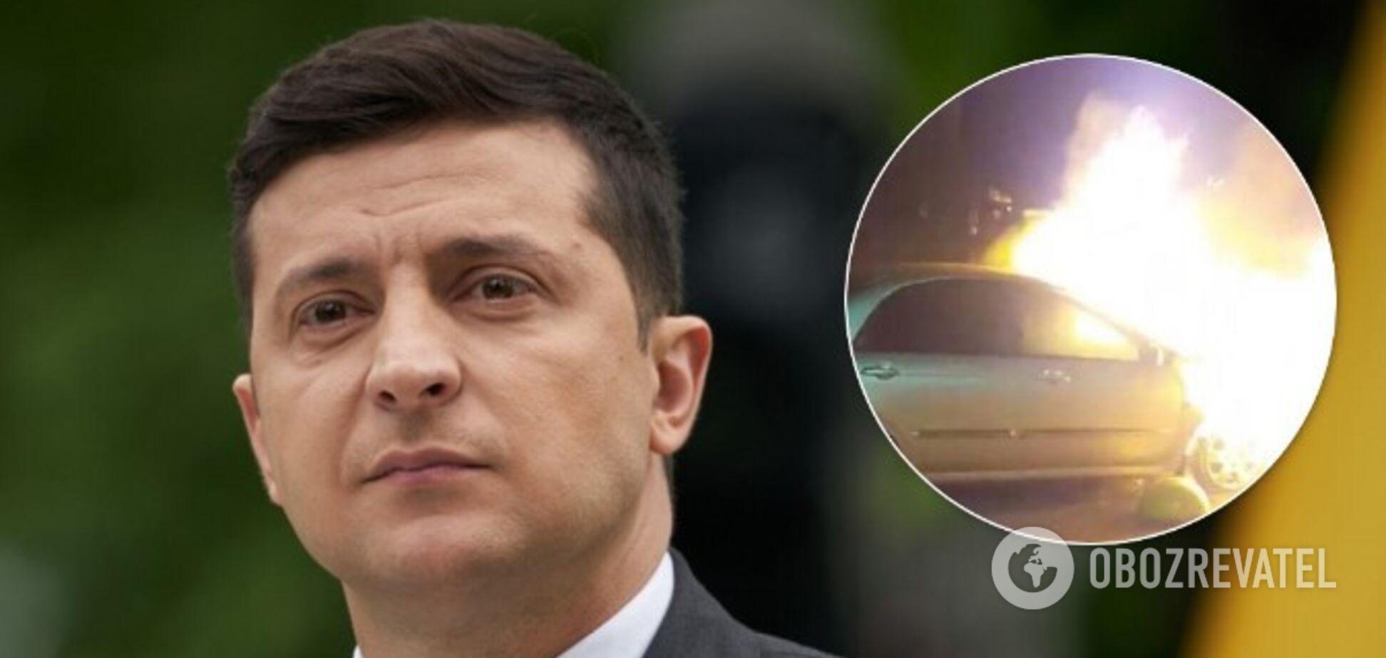 Зеленського закликали захистити журналістів