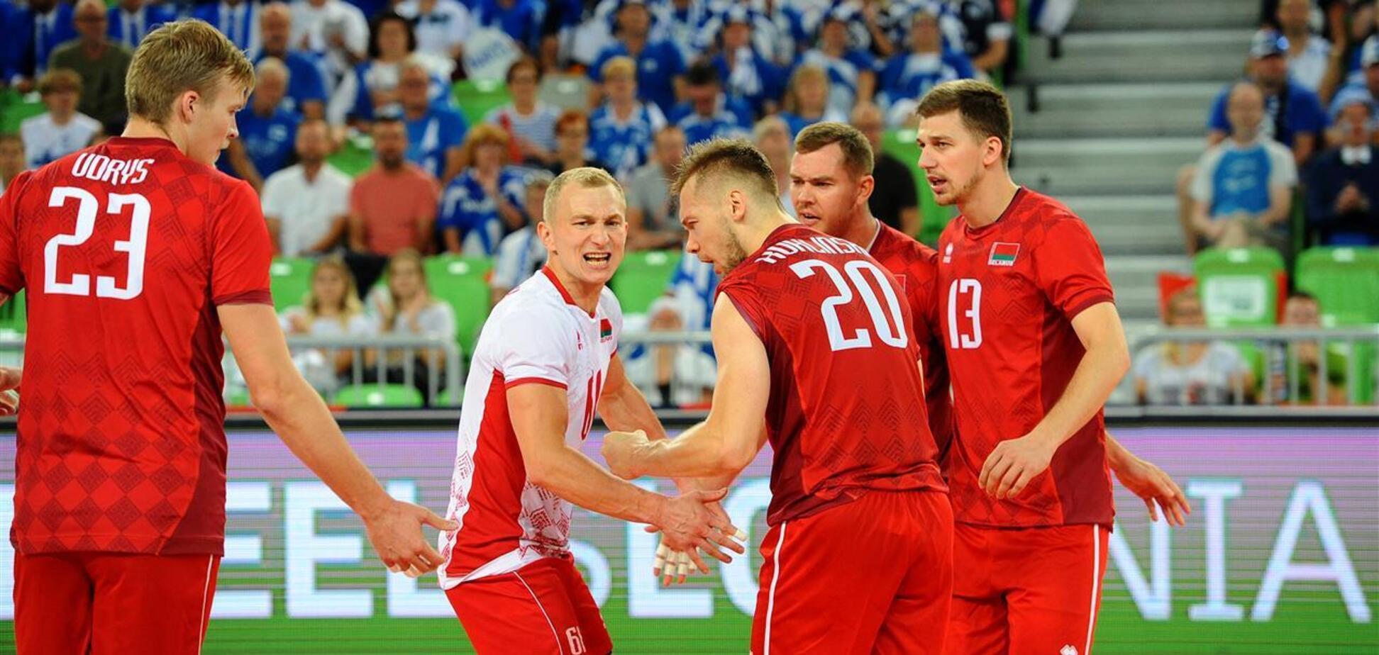 збірна Білорусі з волейболу