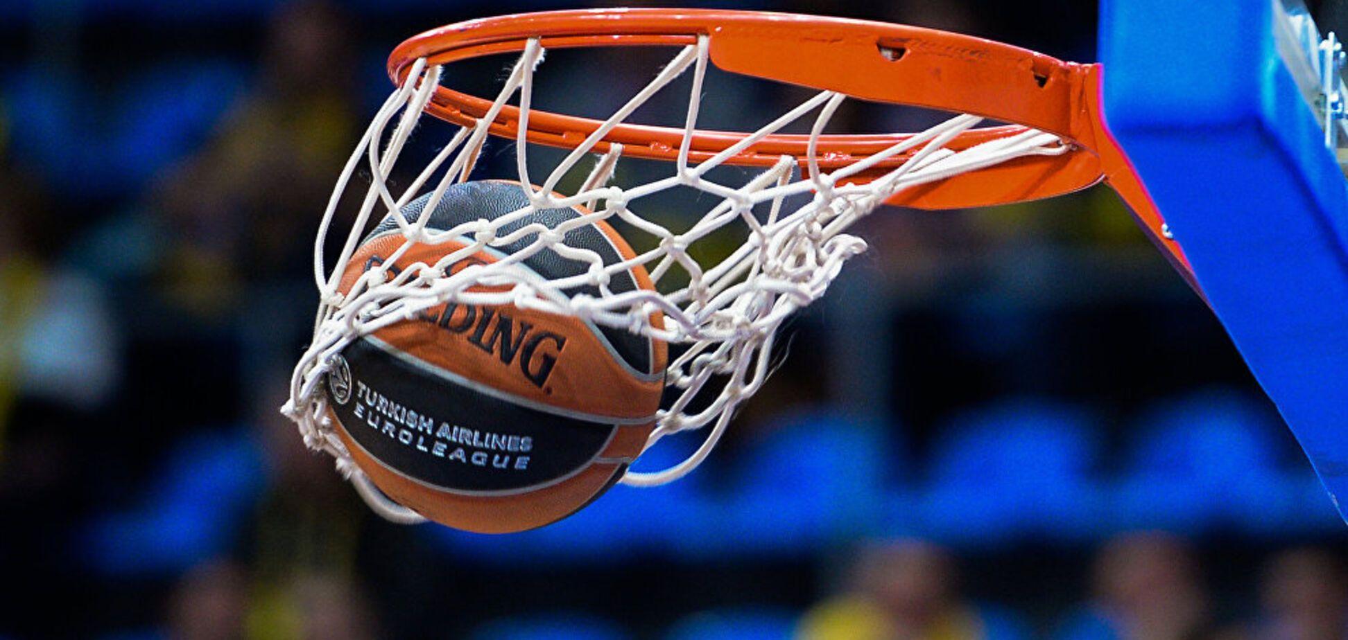 Стали відомі суперники жіночої баскетбольної команди 'Прометей' в Єврокубку