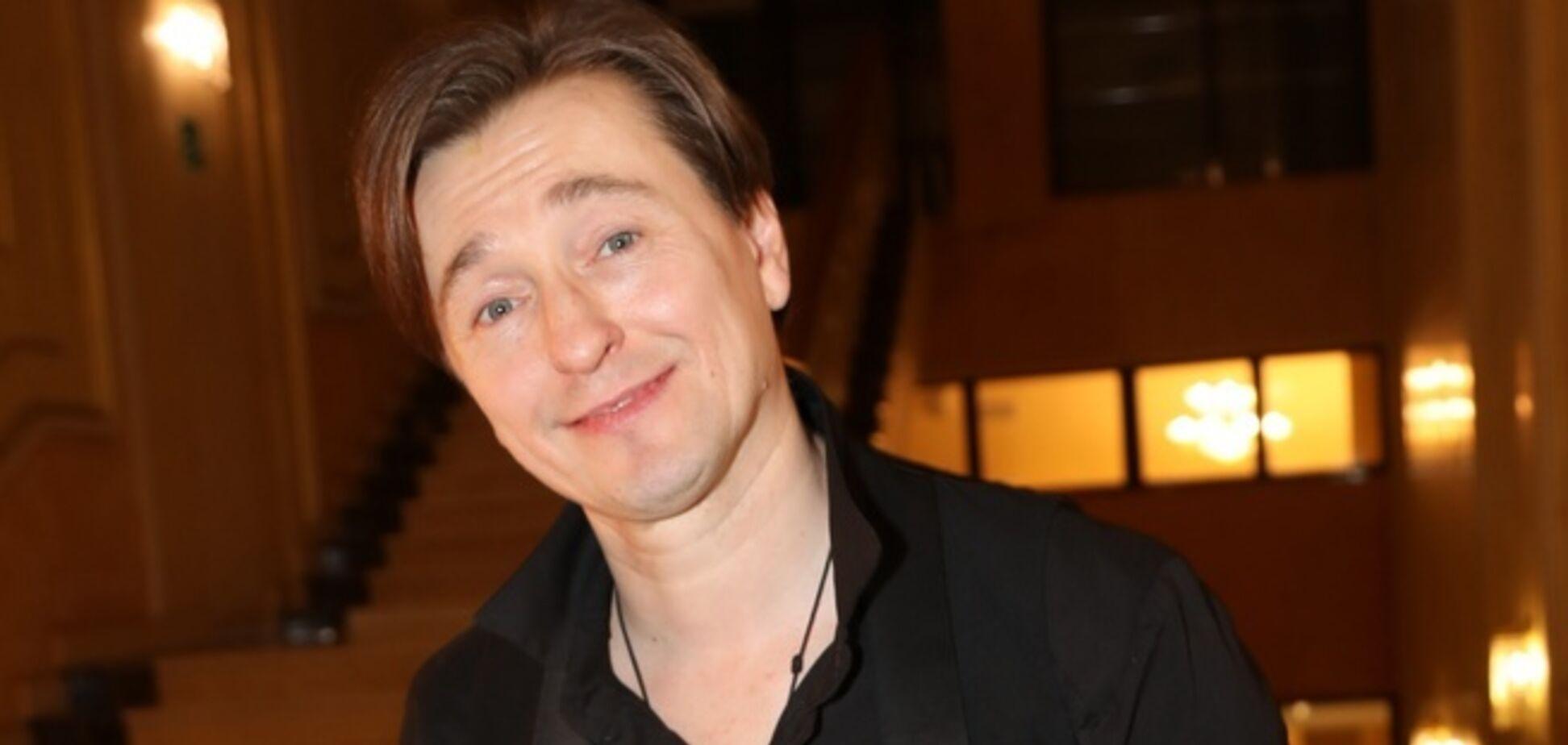 Российский актер Безруков приехал с гастролями в Крым