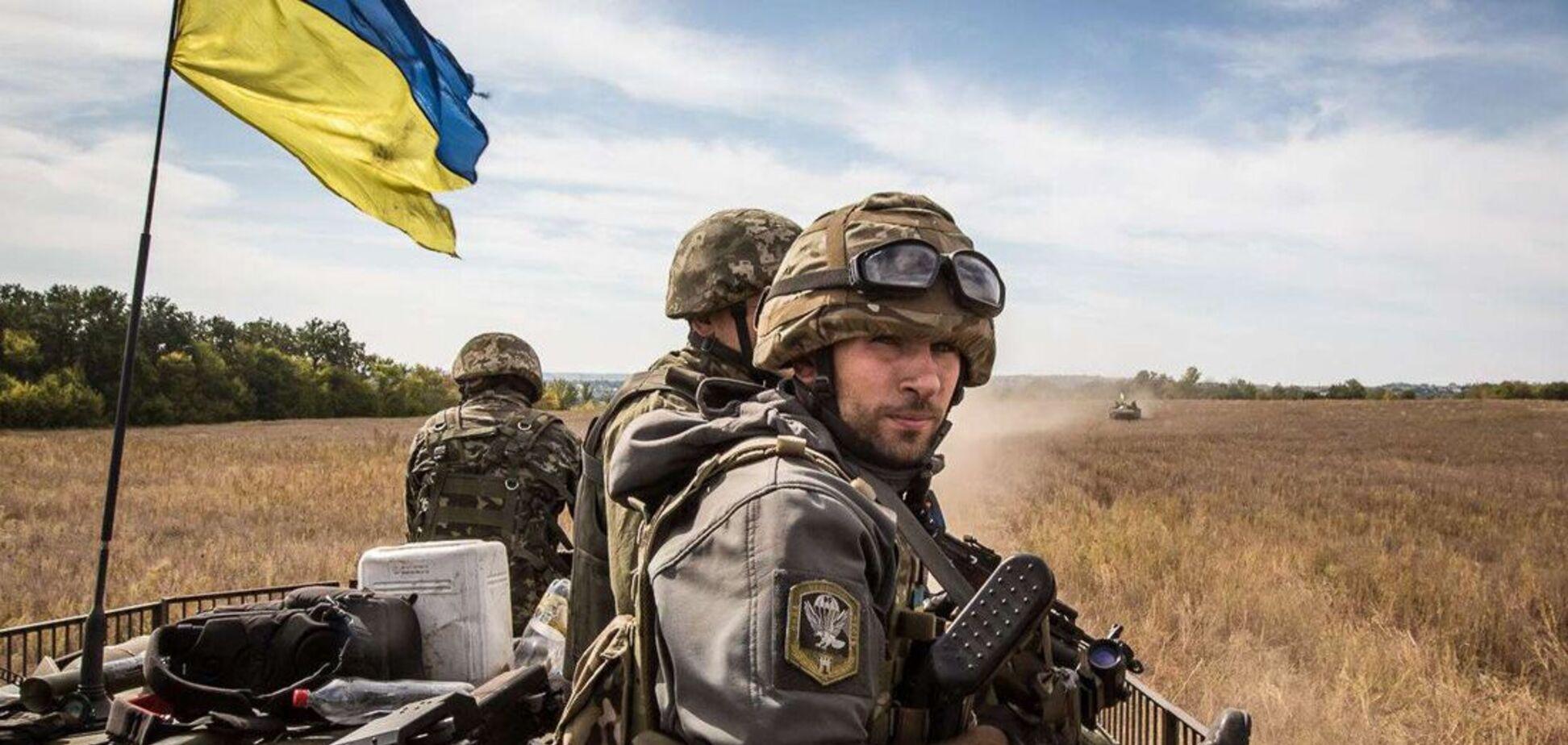 Захисники України на Донбасі