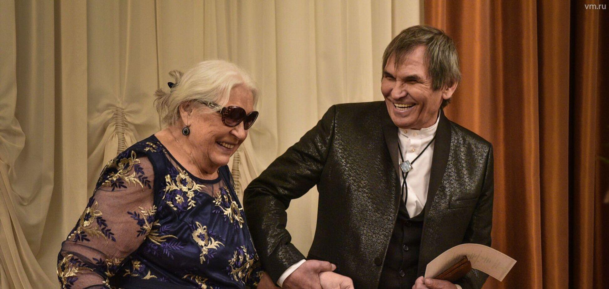 Алібасов і Федосєєва-Шукшина розписалися в листопаді 2018 року