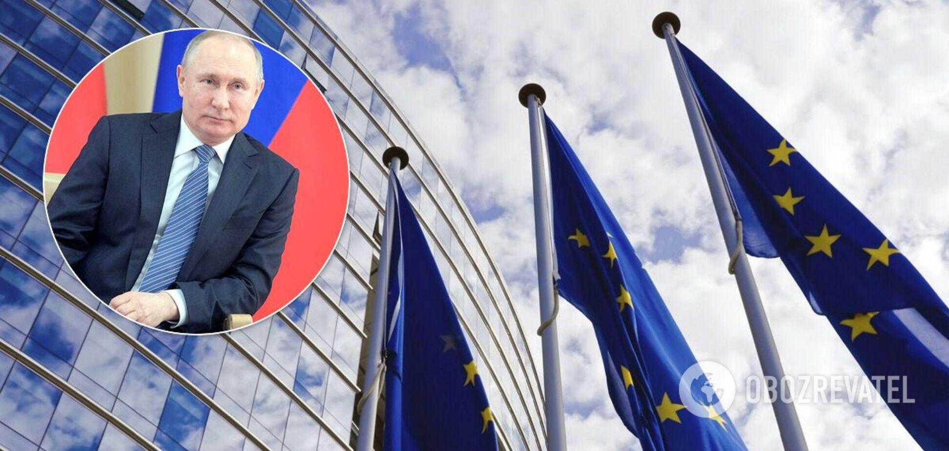 Шарль Мішель і Володимир Путін обговорили протести в Білорусі