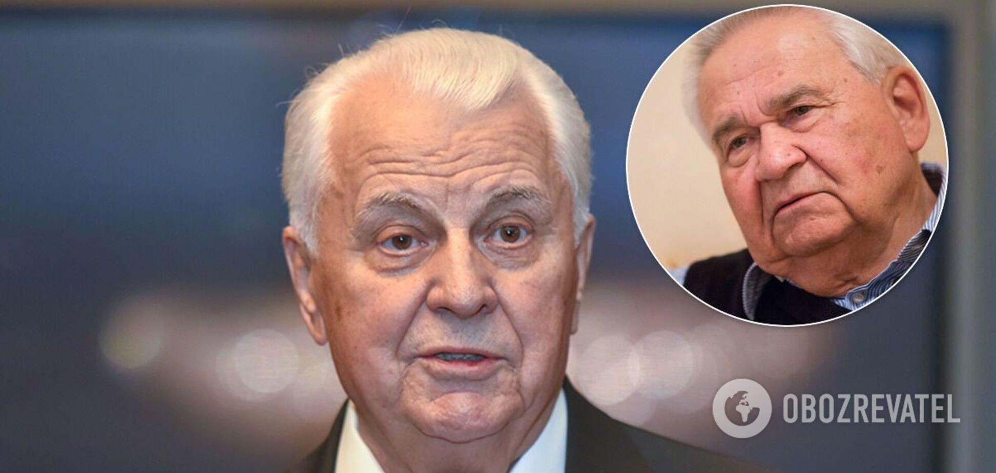Кравчук и Фокин прокомментировали назначение последнего в минскую ТКГ