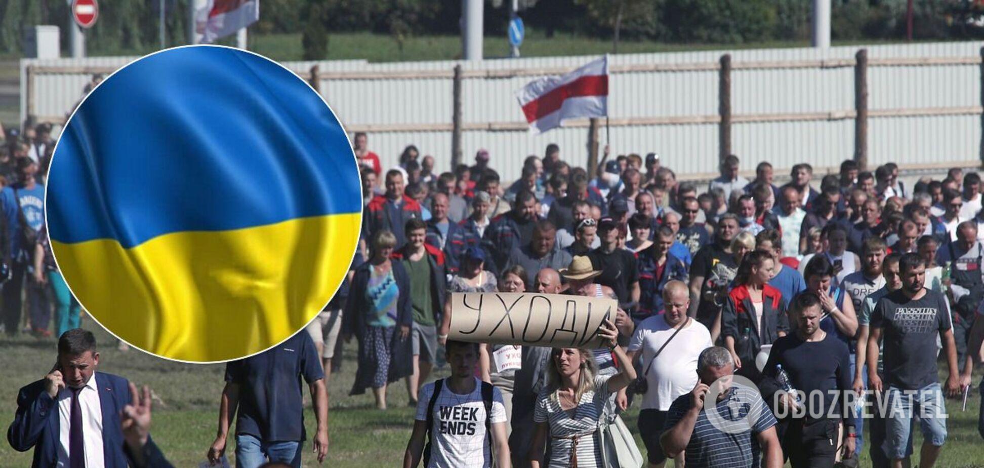 Україна має заявити про невизнання виборів у Білорусі?