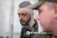 Защита Антоненко заявила о доказательствах его невиновности