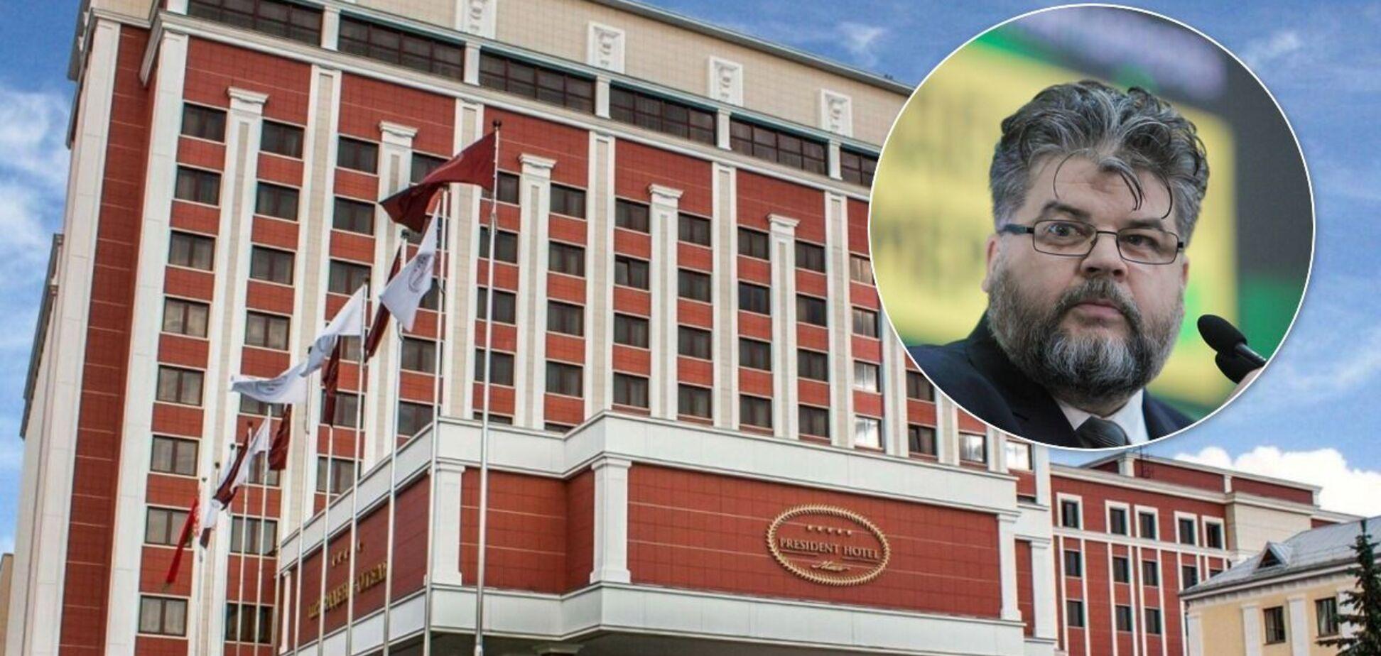 Богдан Яременко розповів, куди можуть перенести з Мінська переговори щодо Донбасу