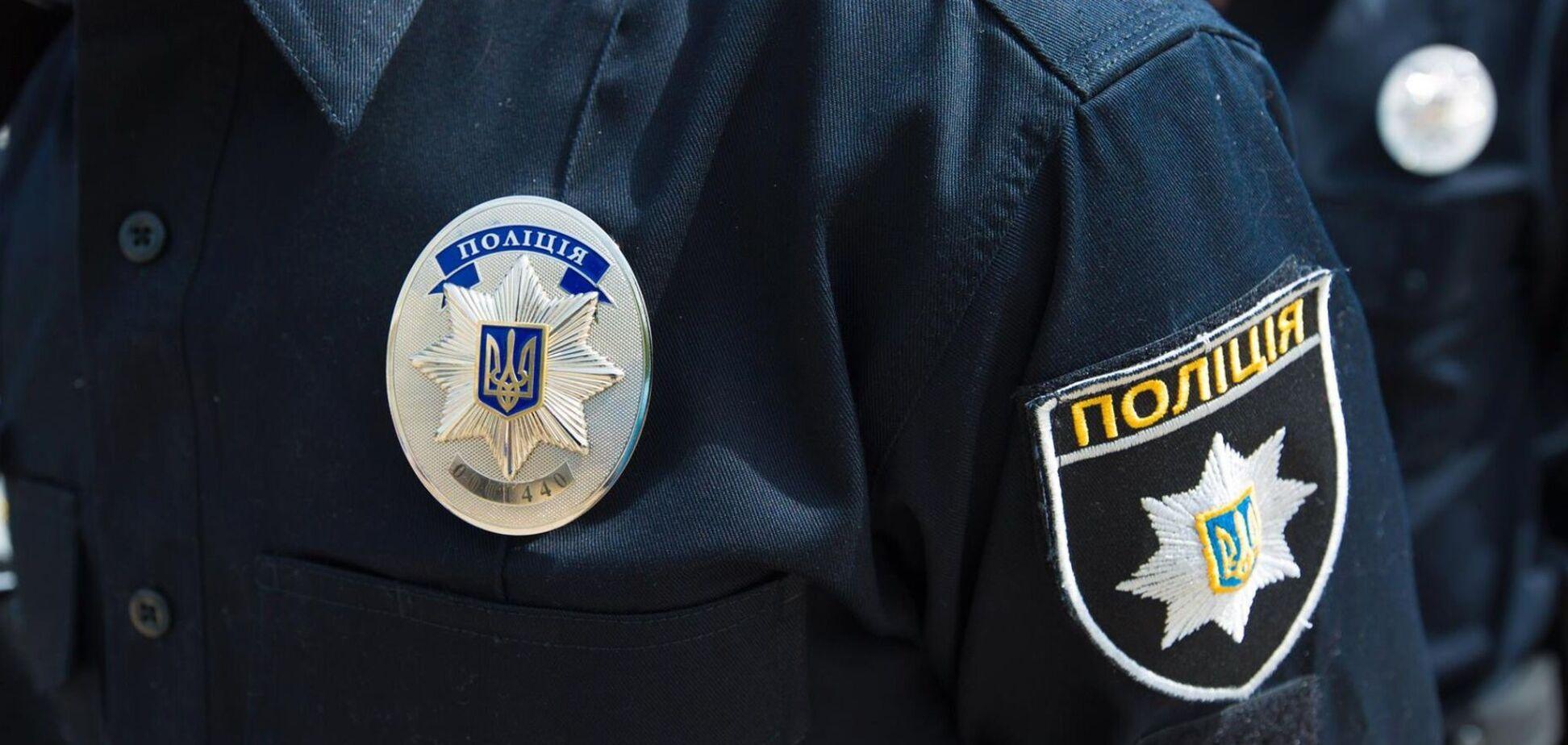 У Києві чоловік відкрив стрілянину по авто поліції. Ілюстрація