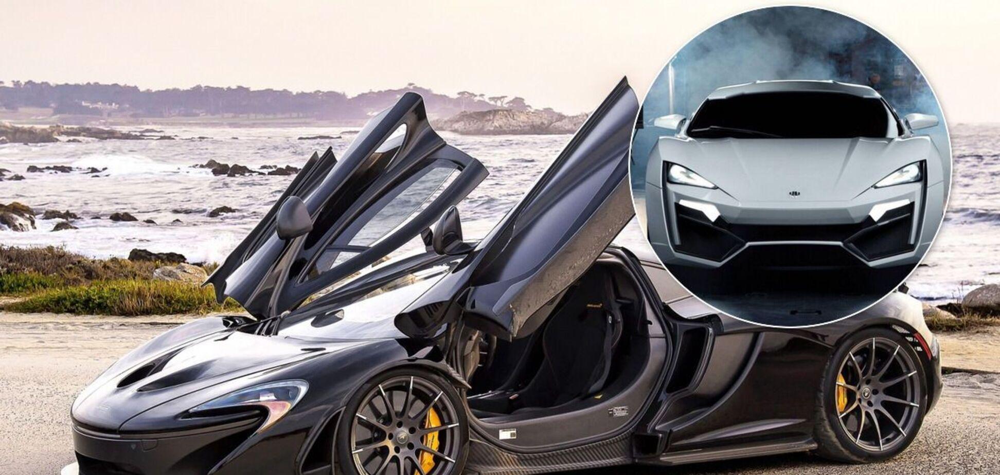 ТОП-10 найдорожчих автомобілів у світі