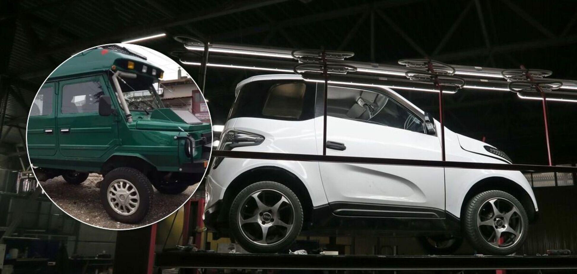 Ремонт авто за секунду та крутий ЛуАЗ – ТОП тижня