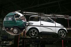 Ремонт авто за секунду и крутой ЛуАЗ – ТОП недели