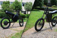 Украинские электрические мотоциклы поступили в продажу. Фото: firstgear.ua