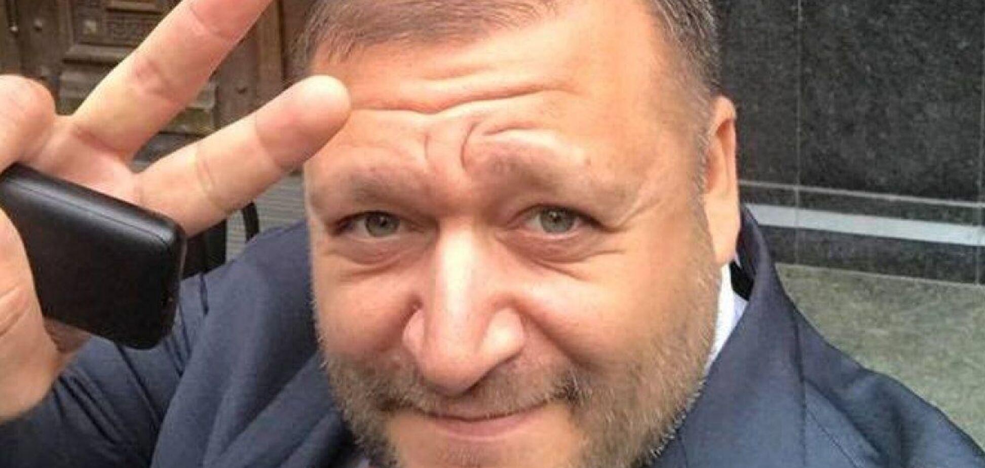 Михайло Добкін підтримав Лукашенка