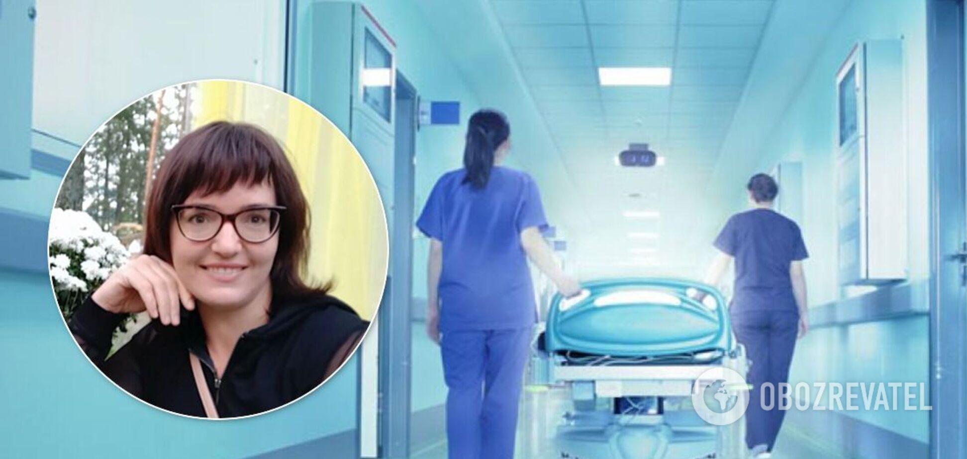 В Ривне после операции внезапно умерла женщина: медики не обратили внимание на тревожный симптом