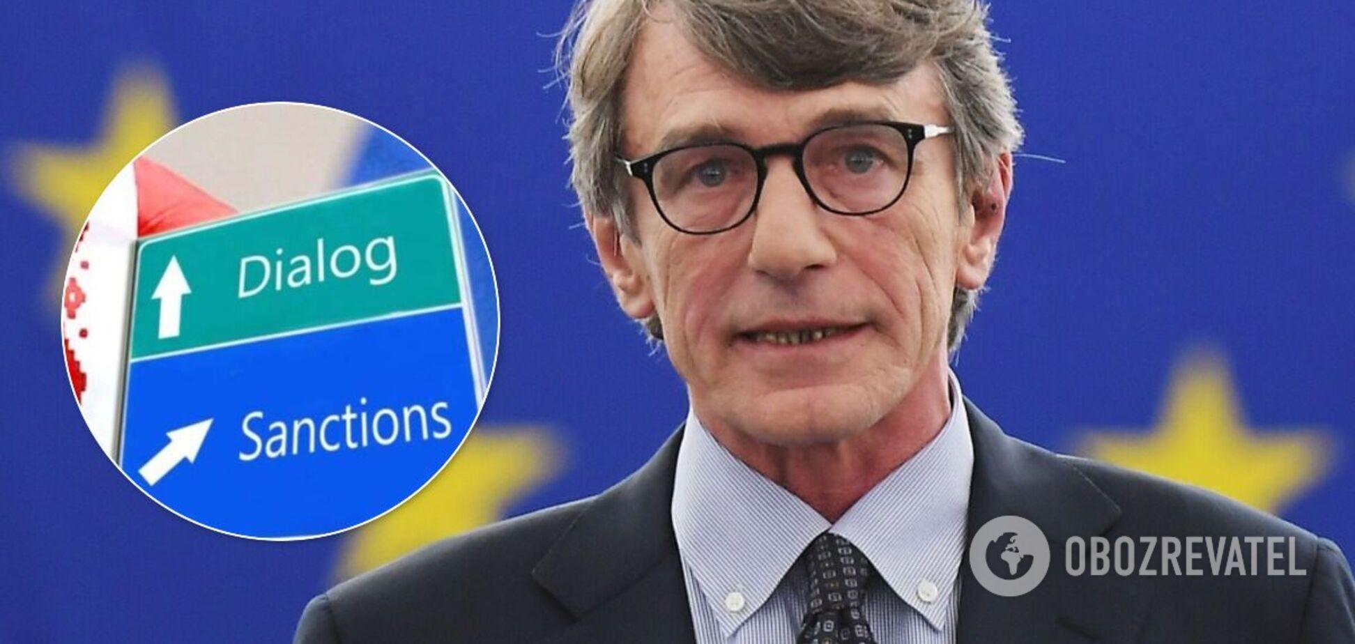 У Європарламенті закликали негайно ввести санкції проти Білорусі