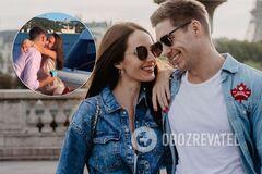 Владимир Остапчук сделал предложение новой возлюбленной: видео с помолвки