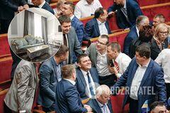 Нардепы-миллионеры получили 30 млн грн на компенсацию жилья из бюджета. Видео
