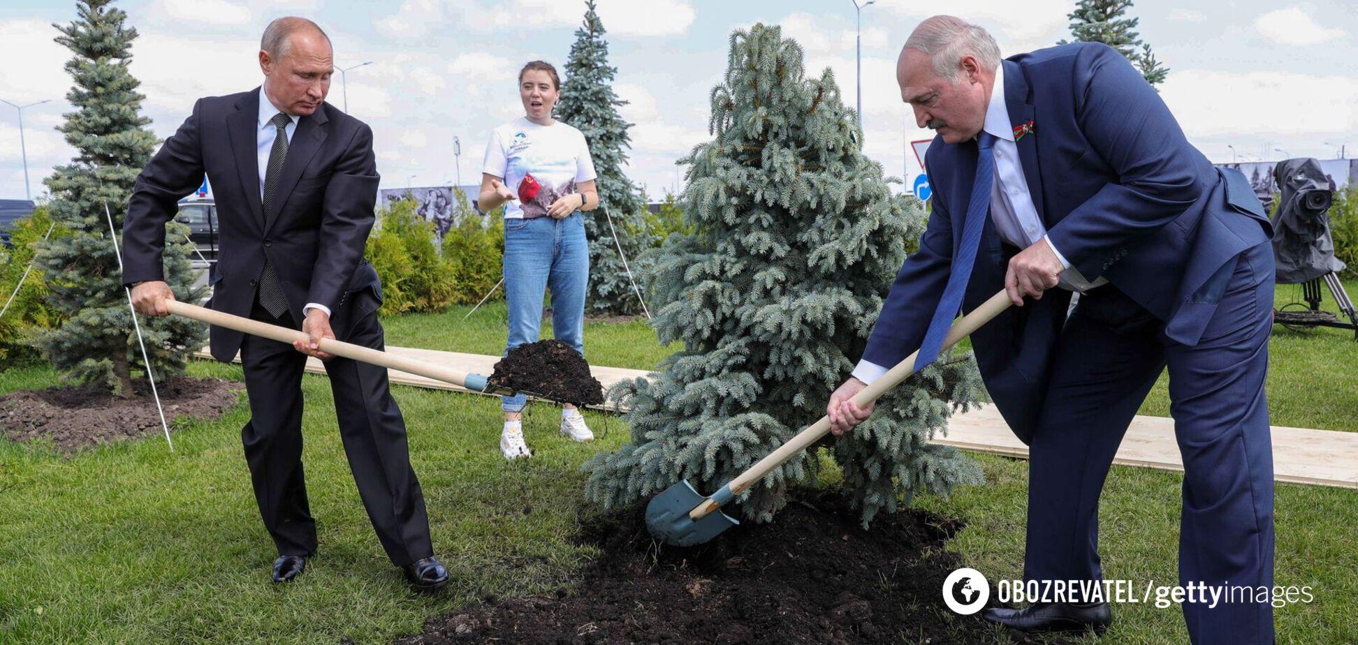 Кремлевские метания: что в Москве приготовили для Лукашенко