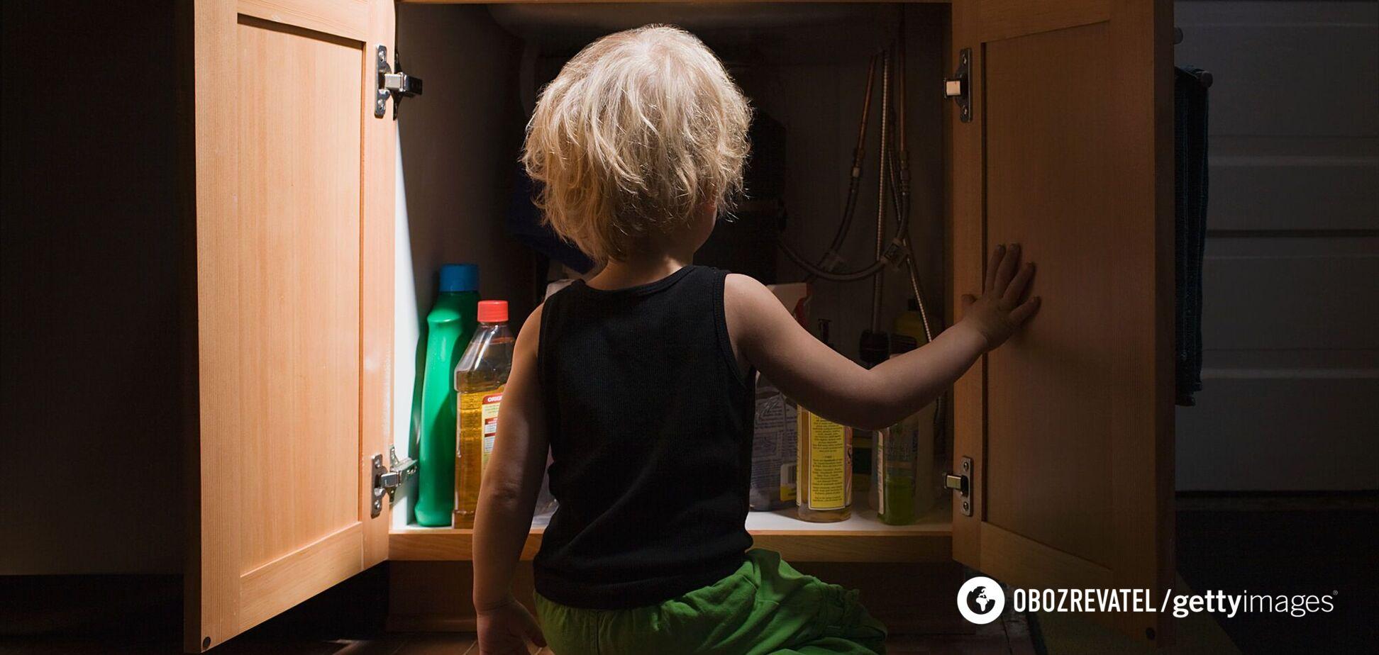 На Харківщині четверо малюків отруїлися щурячою отрутою