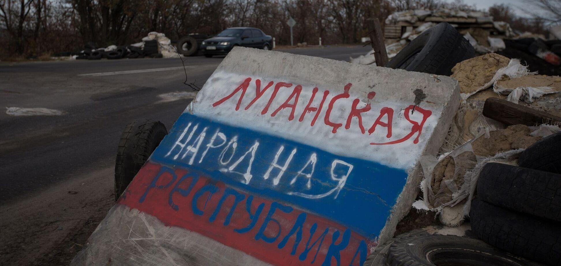 В 'ЛНР' спіймали терористів 'ДНР', яких нібито завербувала Україна
