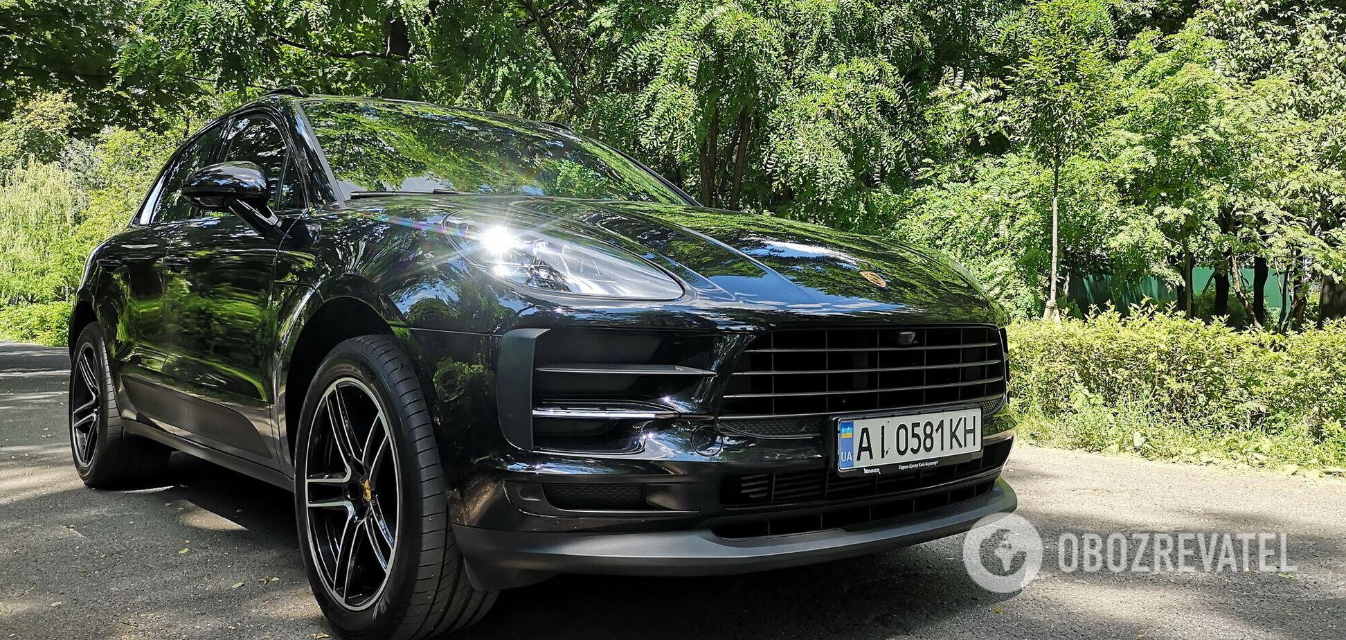 'Тигренок' из Цуффенхаузена: тестируем кроссовер Porsche Macan