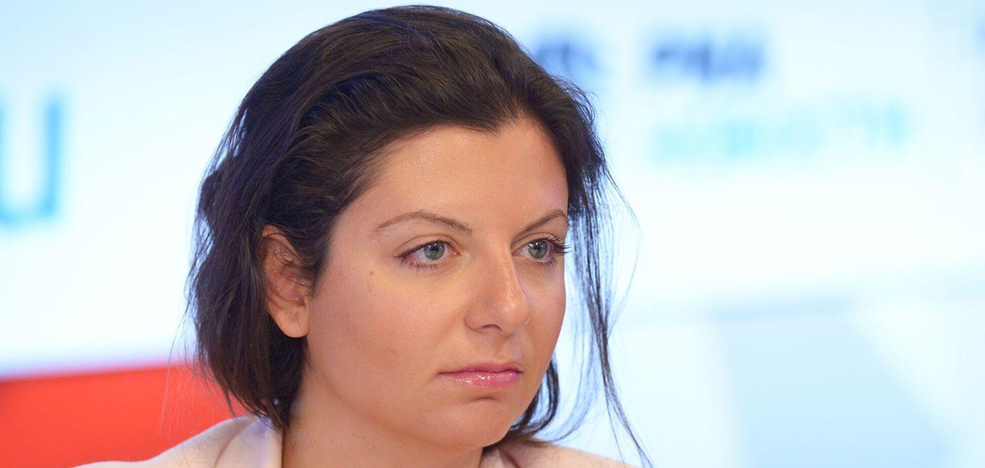 Симоньян назвала Тихановську 'фріком з IQ орангутана' і нарвалася на критику