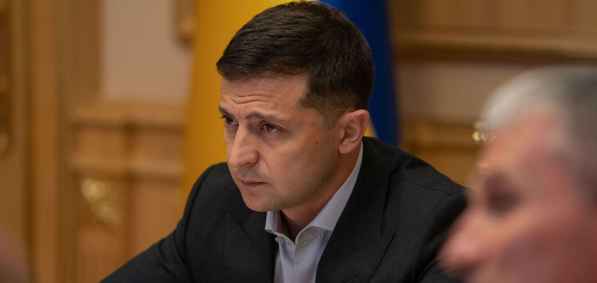 Зеленський дав силовикам місяць на вирішення проблеми з наркоторгівлею