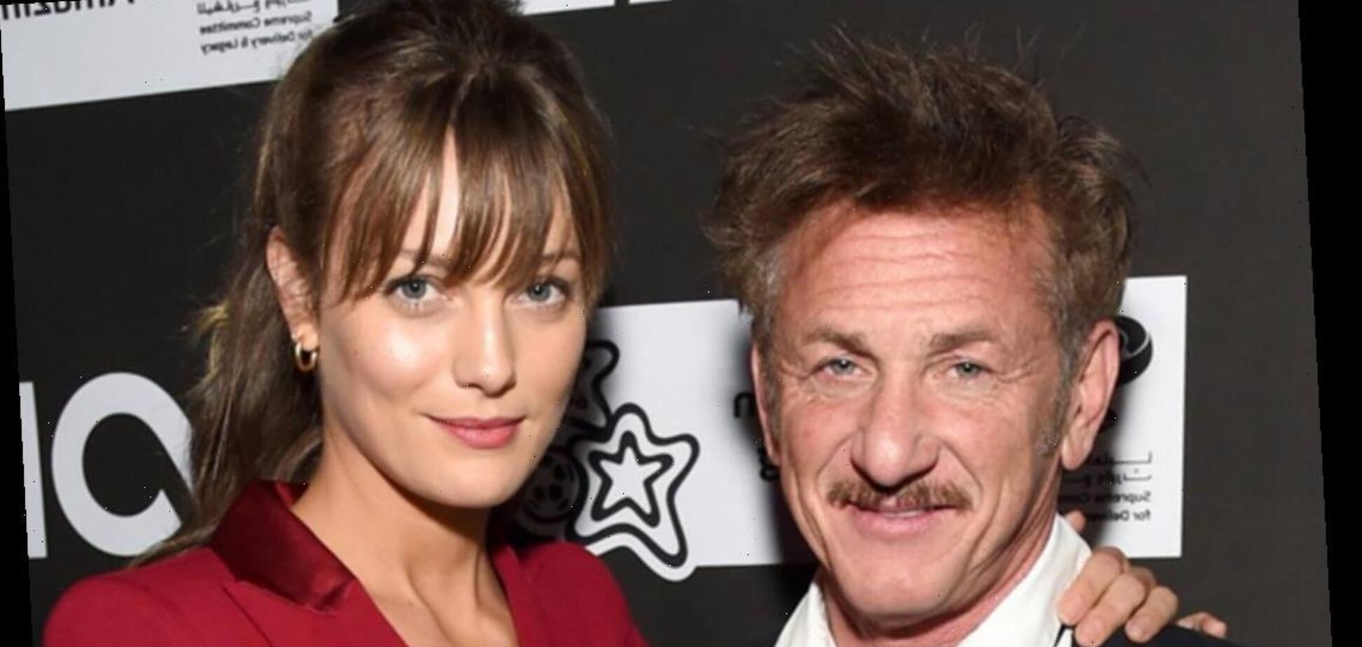 59-летний Шон Пенн тайно женился на 28-летней актрисе