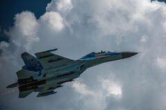 Українські військові льотчики відзначають професійне свято